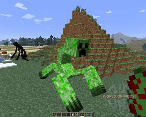 Mutant Creatures [1.6.4] para Minecraft
