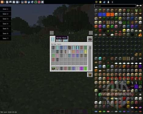 Expanded Rails [1.6.4] para Minecraft