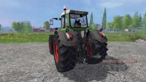Fendt 828 Vario full fix para Farming Simulator 2015