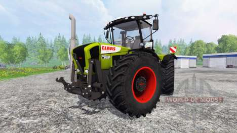 CLAAS Xerion 3300 TracVC [washable] v2.0 para Farming Simulator 2015
