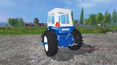 Ford 8000 para Farming Simulator 2015