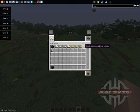 RoadWorks [1.6.4] para Minecraft