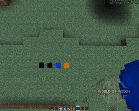 Gels Plus [1.7.2] para Minecraft