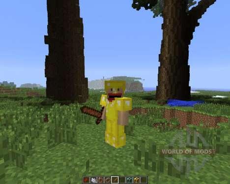 Rotten Flesh [1.6.4] para Minecraft