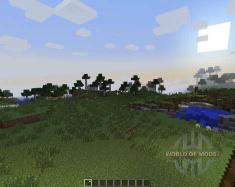 Weather Wand Reborn [1.7.2] para Minecraft