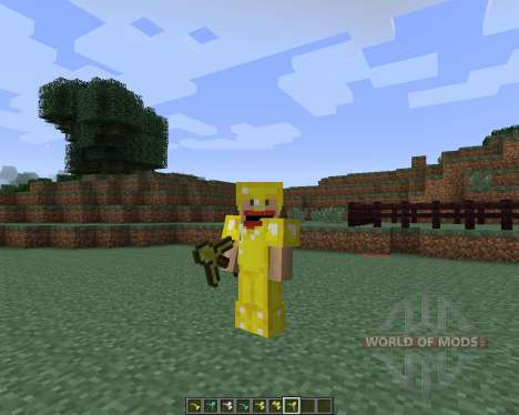Ultimate Tools [1.7.2] para Minecraft