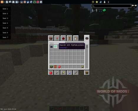 TelePads [1.6.4] para Minecraft