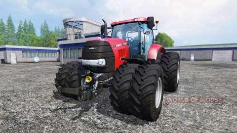 Case IH Puma CVX 230 v4.0 TwinWheels para Farming Simulator 2015