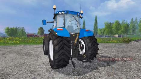 New Holland T5.115 para Farming Simulator 2015
