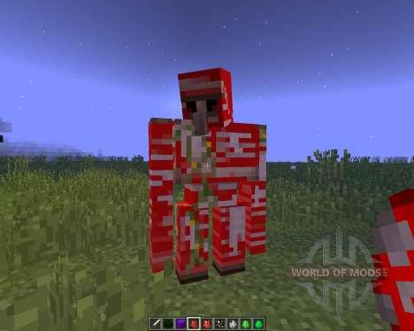 Mini-Bosses para Minecraft