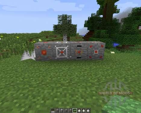 Hunting Traps [1.7.2] para Minecraft