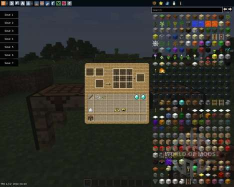 Noted Items [1.7.2] para Minecraft