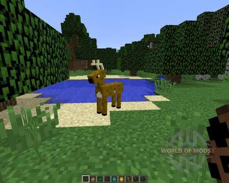Deer [1.8] para Minecraft