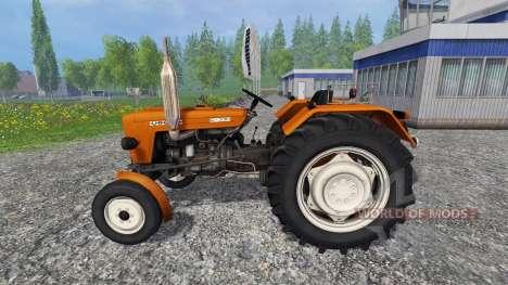Ursus C-330 yellow para Farming Simulator 2015