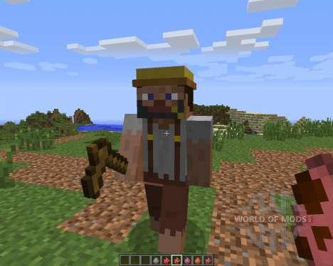 Mo People [1.6.2] para Minecraft