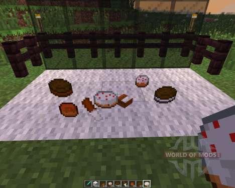Pastries [1.7.10] para Minecraft