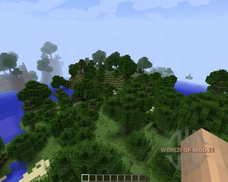 Better World Generation 4 [1.7.2] para Minecraft