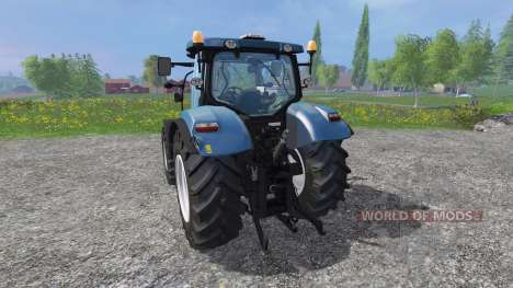 New Holland T6.160 Blue Power v2.0 para Farming Simulator 2015