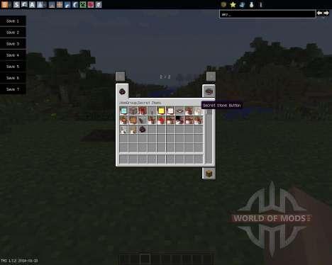 Secret Rooms [1.7.10] [1.7.2] para Minecraft