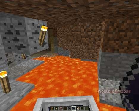 LavaBoat [1.8] para Minecraft