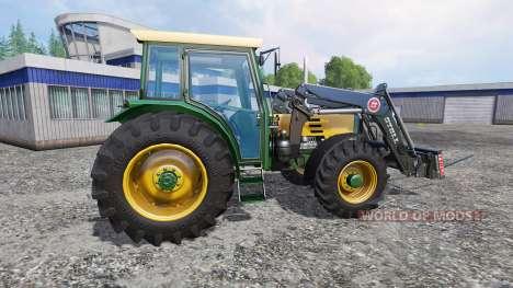 Buhrer 6165 FL para Farming Simulator 2015
