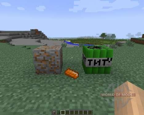 Ultimate TNT [1.7.2] para Minecraft