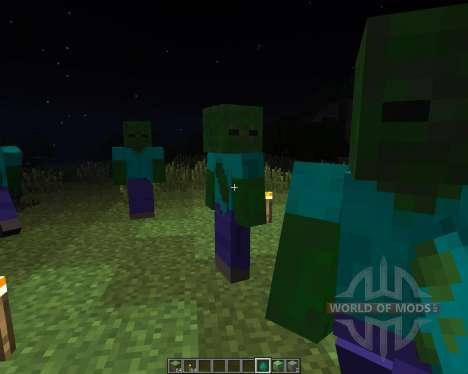 Slime Dungeons [1.6.4] para Minecraft