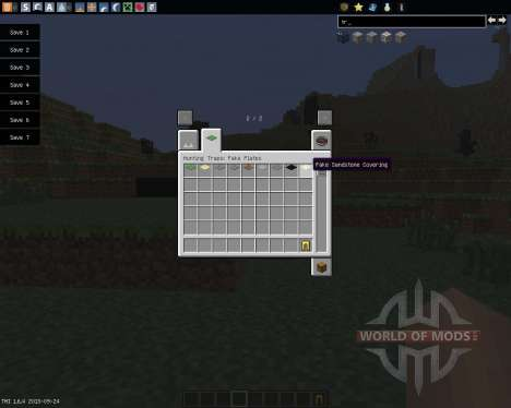 Hunting Traps [1.6.4] para Minecraft