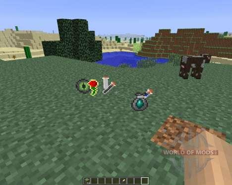 Xenos Reliquary [1.6.4] para Minecraft