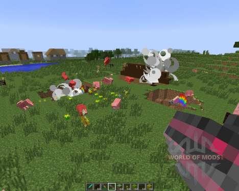 Trail Mix [1.7.10] para Minecraft