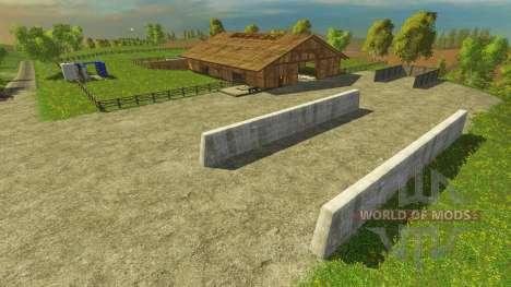 B modificado'ornhol estoy para Farming Simulator 2015