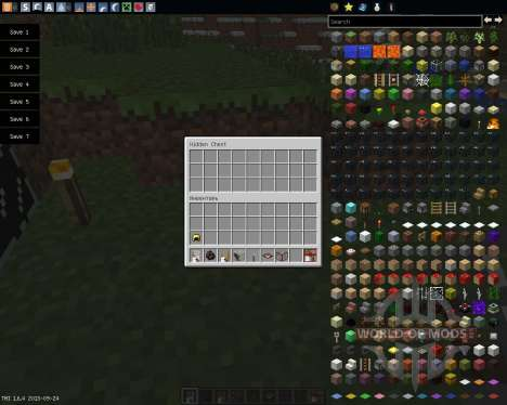 Secret Rooms [1.6.4] para Minecraft