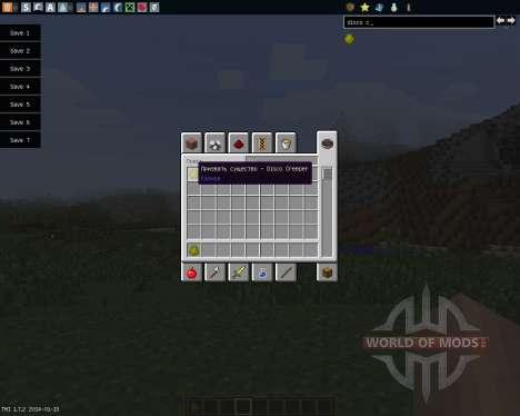 DiscoCreeper [1.7.2] para Minecraft