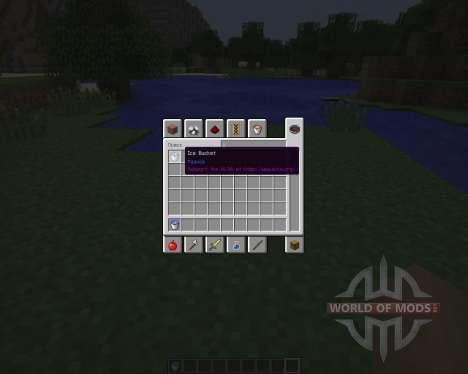 Ice Bucket Challenge [1.7.2] para Minecraft
