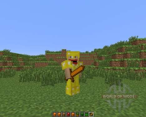 Carrot Dimension [1.6.4] para Minecraft