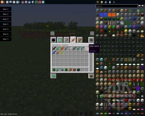 Vanilla Plus [1.6.4] para Minecraft