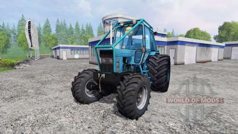 MTZ 82 bosque para Farming Simulator 2015
