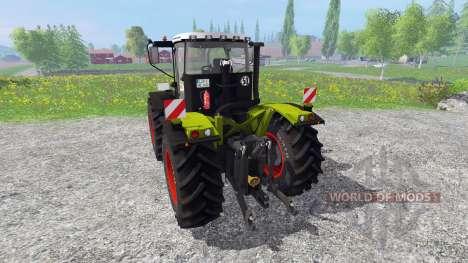 CLAAS Xerion 3300 TracVC pure power para Farming Simulator 2015