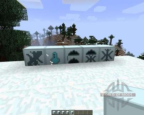 FrostCraft (Frozen) [1.7.2] para Minecraft