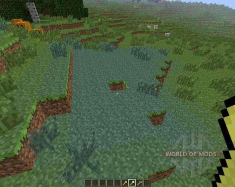 Biome Wand [1.6.4] para Minecraft