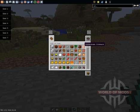 Lots of Food [1.7.2] para Minecraft