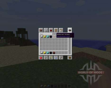 More Furnaces [1.7.2] para Minecraft