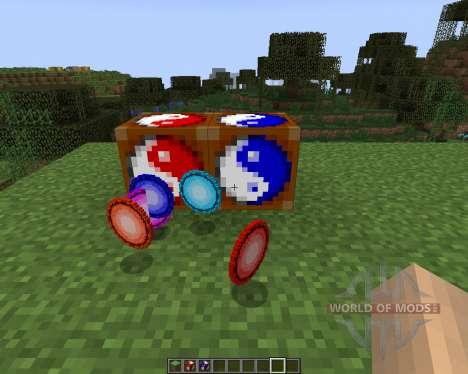 Touhou Items [1.7.2] para Minecraft