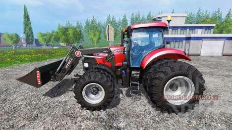 Case IH Puma CVX 230 v4.0 TwinWheels Frontloader para Farming Simulator 2015