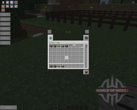 Hunting Traps [1.5.2] para Minecraft