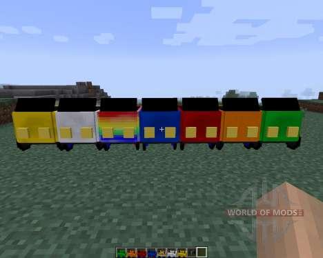Javal Cars [1.7.2] para Minecraft