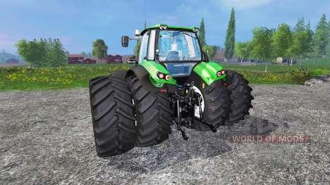Deutz-Fahr Agrotron 7250 wdtrw v1.3 para Farming Simulator 2015
