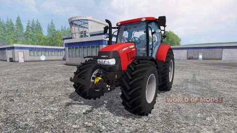 Case IH Maxxum 140 v2.0 para Farming Simulator 2015