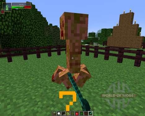 Damage Indicators [1.5.2] para Minecraft