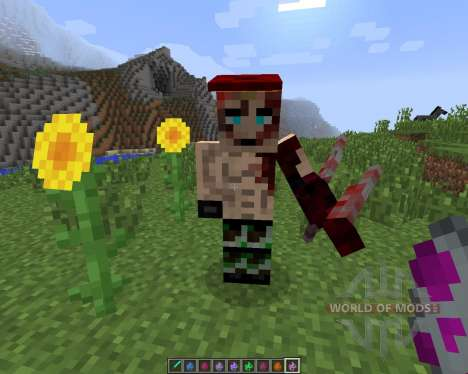 The Resident Evil [1.7.2] para Minecraft